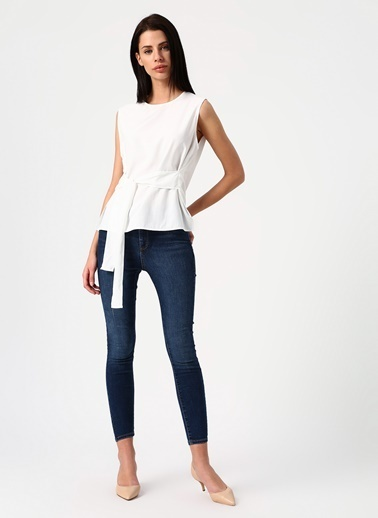 Limon Company Bluz Beyaz